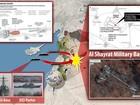 """36 tên lửa Tomahawk Mỹ tập kích Syria """"biến mất"""": Nguy cơ sau cuộc đấu quyền lực"""