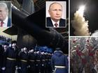59 tên lửa Tomahawk Mỹ tấn công Syria: Nga trong ván đấu quyền lực