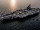 Biển Đông: Mỹ điều tàu sân bay USS Ronald Reagan tuần tra