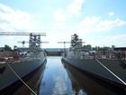 Nga sắp bàn giao cặp chiến hạm Gepard-3.9 mới cho Việt Nam