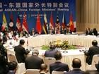 Biển Đông: Trung Quốc, ASEAN nhất trí bộ khung Quy tắc Ứng xử
