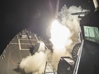 Quân đội Syria quay lại căn cứ bị Mỹ tấn công tên lửa Tomahawk