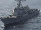 Biển Đông: Chiến hạm Mỹ làm gì khi áp sát đá Vành Khăn