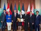 """G7 lên tiếng về Biển Đông, Trung Quốc """"bất mãn"""""""