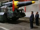 Triều Tiên tập trận tấn công tàu sân bay Mỹ