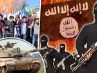 Tướng Iran tố Mỹ hậu thuẫn phiến quân IS