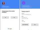 Google nâng cấp thông báo xác thực 2 bước