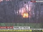 Cảnh sát Pháp đột kích tiêu diệt các nghi can, 4 con tin thiệt mạng