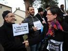 Tuần hành quy mô lớn phản đối khủng bố ở Pháp