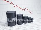 Giá dầu xuống dưới 45 USD một thùng