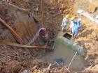 Đường ống nước sông Đà: 35 tháng, vỡ 10 lần