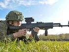"""Lính Nga nhận AK-12 và AK-103 mới, phương Tây bắt đầu...""""rét"""""""
