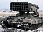 Sức mạnh đáng sợ của tổ hợp pháo phản lực Buratino - (TOS-1)