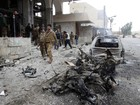 Video: dân quân Iraq tiêu diệt IS, máy bay Nga xuất kích đánh đêm