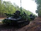 """Hải quân đánh bộ Việt Nam """"lên đời"""" xe tăng lội nước cách nào?"""