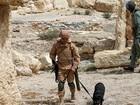 Công binh Nga phát hiện một kho vũ khí lớn của IS ở Palmyra