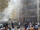 Đánh bom dữ dội ở Thổ Nhĩ Kỳ, 3 người chết, 30 người khác bị thương