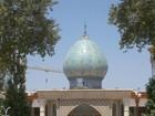 Lăng mộ ánh sáng tuyệt mỹ bậc nhất của vương quốc Ba Tư cổ