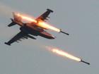 """Không quân Nga điều thêm """"xe tăng bay"""" Su- 25 đến chiến trường Aleppo"""