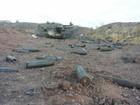 Chiến sự Syria: Lính Assad phục kích diệt hàng chục phiến quân ở ngoại ô Damascus