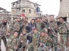 Quân đội Syria bắt đầu bóp nghẹt phiến quân chiếm 2 quận ở ngoại ô Damascus