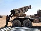 Chiến sự Syria: Quân Assad trút mưa tên lửa đánh phiến quân ngoại vi Damascus