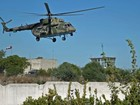 Chiến sự Syria: Trực thăng chiến đấu Nga góp công lớn đánh bại IS tại Palmyra (video)