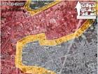Quân đội Syria tấn công dữ dội, siết vòng vây thép phiến quân ngoại ô Damascus