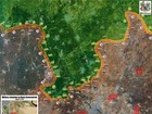 IS sụp đổ ở đông Aleppo, quân đội Syria tiếp tục đương đầu 6.000 phiến quân ở Hama