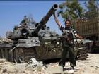Quân đội Syria ồ ạt trút tên lửa hủy diệt phiến quân (chùm video)