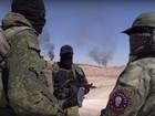 """Lực lượng """"Săn IS"""" Nga huấn luyện diệt IS tại Palmyra (video)"""