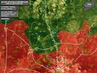 """""""Hổ Syria"""" lại lập công tái chiếm 2 địa bàn phiến quân ở Hama"""