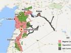 Bộ tư lệnh CENTCOM Mỹ nói gì về đòn tấn công tên lửa đánh Syria?