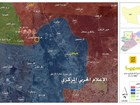 Quân đội Syria ác chiến phiến quân Hồi giáo ở tây Aleppo