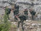 Quân đội Syria bắn hạ UAV, diệt hàng chục tay súng thánh chiến (video)