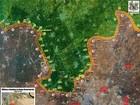 """""""Hổ Syria"""" giáng đòn choáng váng, diệt 37 tăng thiết giáp và xe bán tải phiến quân (video)"""
