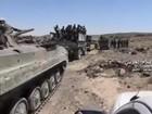 Quân đội Syria bất ngờ tấn công IS phía đông Damascus (video)