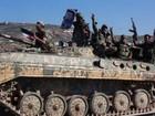 50 chiến binh thánh chiến Syria nộp súng đầu hàng quân chính phủ