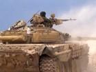 """Chiến sự Syria: Tên lửa IS lại """"bó tay"""" trước xe tăng T-72 Nga (video)"""