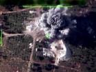 Xem không quân Syria hủy diệt căn cứ phiến quân thánh chiến (video)