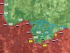 Phiến quân Syria liều chết chống cự trước nguy cơ thảm bại (video)