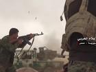 Quân đội Syria đập tan IS, diệt hàng chục phiến quân ở Homs (video)