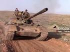 Trực thăng Nga càn quét, quân đội Syria chiếm 3 địa bàn IS ở Homs (video)