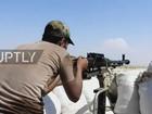 """Quân đội Syria tiến đánh cao điểm chiến lược Mỹ từng """"giúp"""" IS chiếm (video)"""
