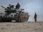 Quân đội Syria tấn chiếm một loạt cứ điểm thánh chiến tại Homs