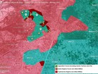 Quân đội Syria đánh phá dữ dội các quận ngoại ô Damascus (video)