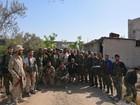 Quân đội Syria tiến công chia cắt quận Al-Qaboun