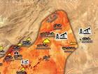 """Lực lượng """"Hổ"""" Syria triển khai tấn công về Deir Ezzor (video)"""