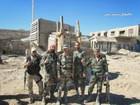 Chùm video Damascus: Phiến quân chính thức đầu hàng, giao nộp 3 quận ngoại ô Damascus