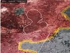 Phiến quân Syria nộp súng đầu hàng, bàn giao quận ngoại vi Damascus (video)